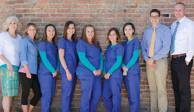 The Yost Family Dentistry Team