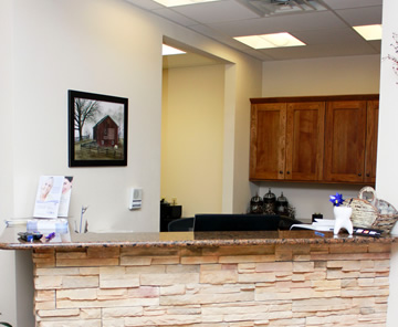 Yost Family Dentistry Office