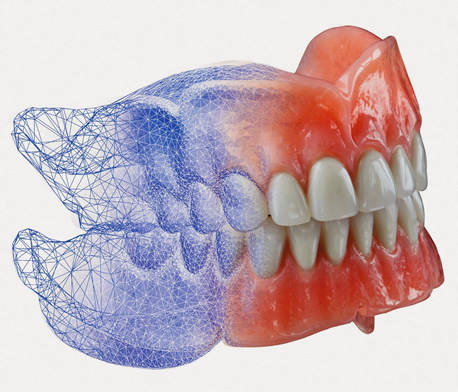 Dentures Optimal Comfort Cutting Edge Technology